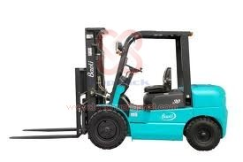 ガス式リフト Xe nâng nhiên liệu gaz