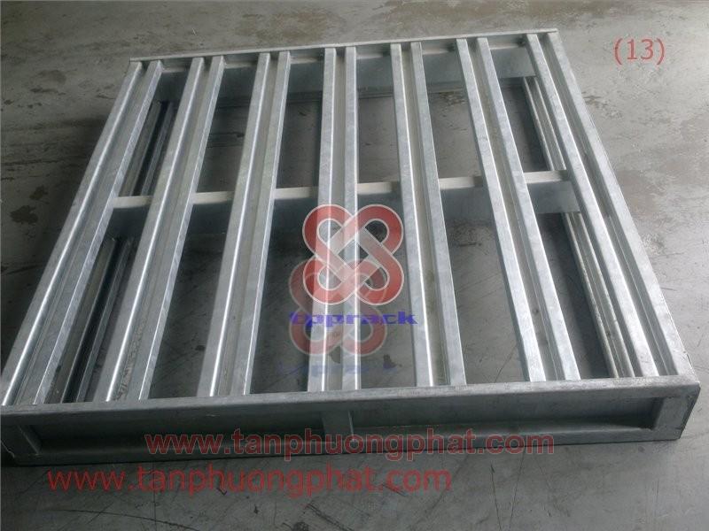 亜鉛めっき鋼のパレット Pallet Thép