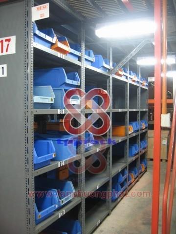 V型打孔钢制货架( V型多功能)