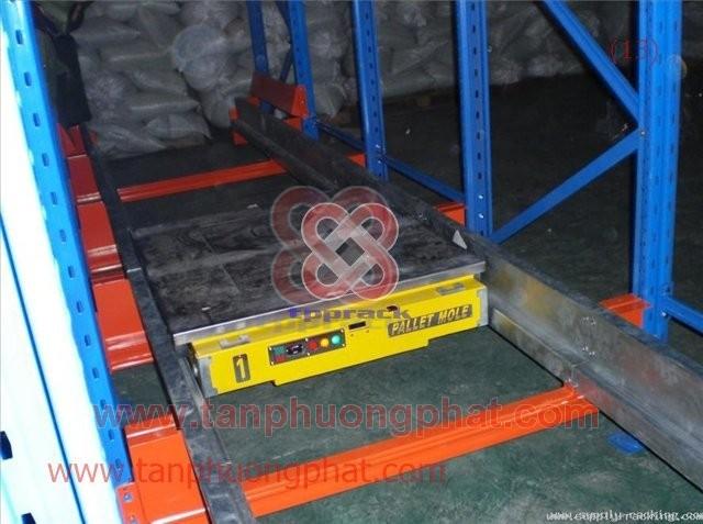 移动式货架( Mobile Rack )