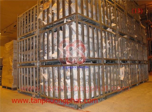 スチールパレットのフレーム Khung Pallet Thép