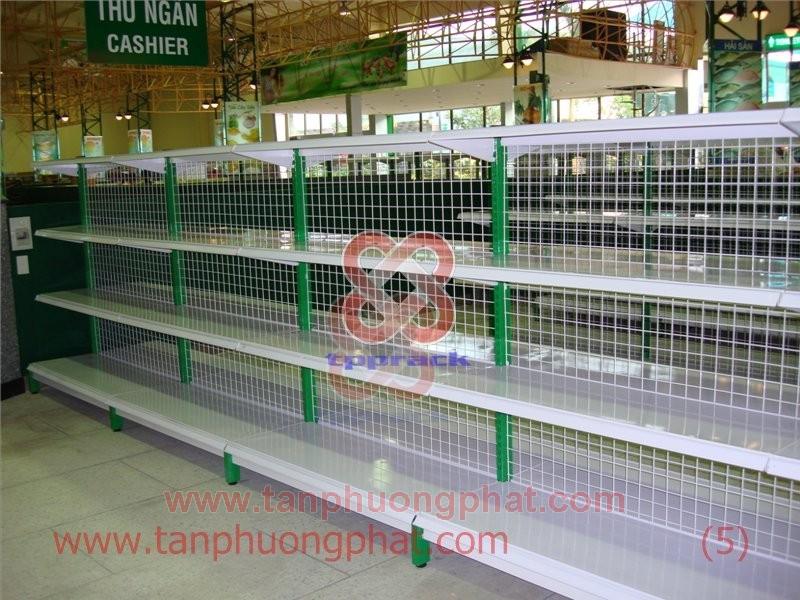 スーパーマーケットラック Kệ Siêu Thị - Giá Đỡ Siêu Thị