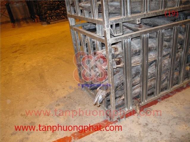 托盘框架-钢制盒